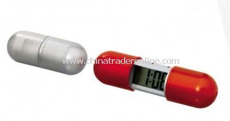 Bean Travel Clock