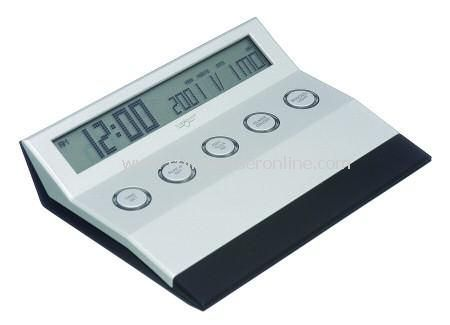 Elevator Large Display LCD Desk Clock