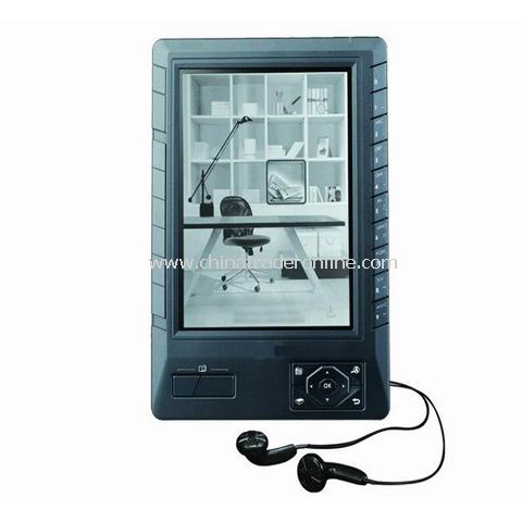 5 inch ebook reader