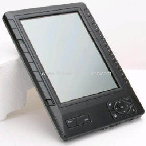 5 inch Wi-Fi ebook reader