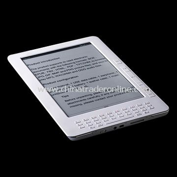 9.7 display screen E book reader