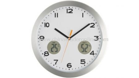 Multi Function Wall Clock from China