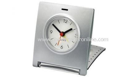 PLASTIC DESK CLOCK from China