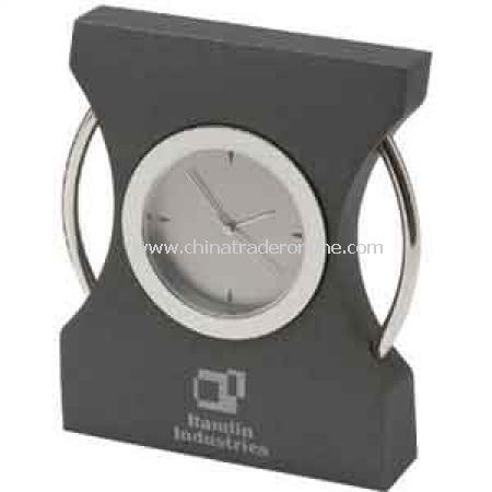 Slate Superior Clock from China
