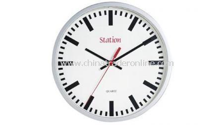 Station Wall Clock from China