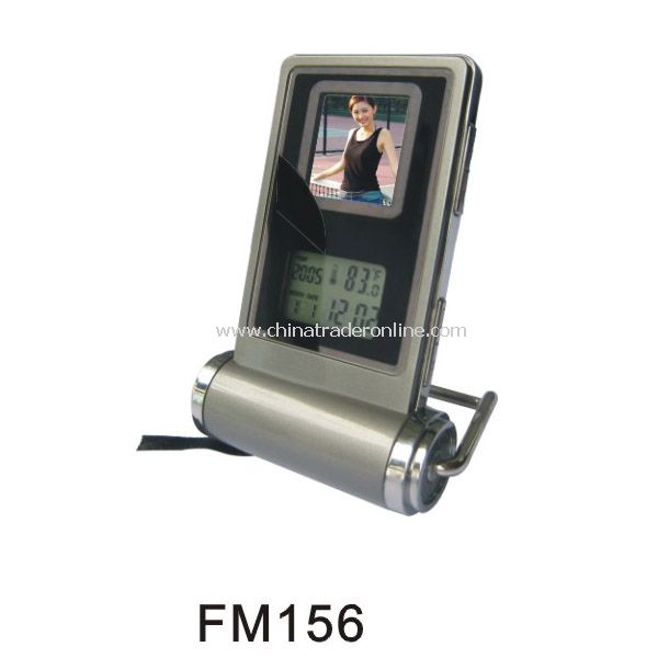 1.5DIGITAL PHOTO FRAME & CALENDAR