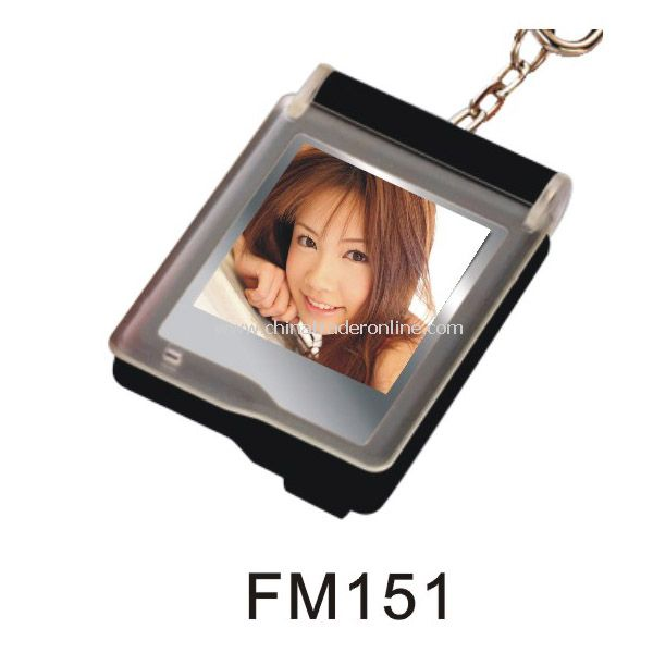 1.5KEYCHAIN PHOTO FRAME