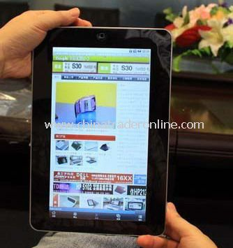 1GPad 1G MHZ MID 10.2 inch Android 2.1 MID Touch pad