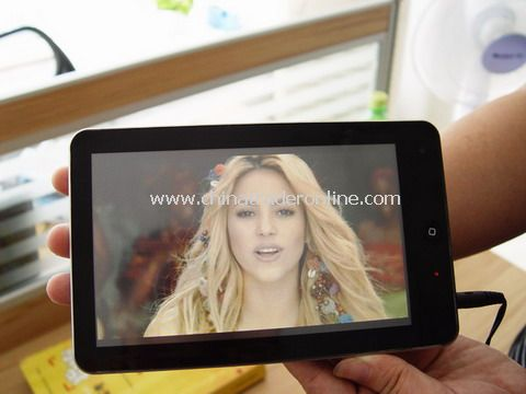 7inch, android2.1, Telechips , 2G/256MB MID Touch pad
