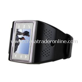 Quad Band with Bluetooth Compass Touch Screen