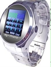 quad-bands watch phone