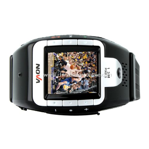 Tri Band Bluetooth Touch Screen Watch Cell Phone