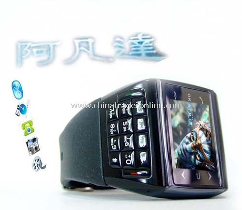 watch phone with bluetooth