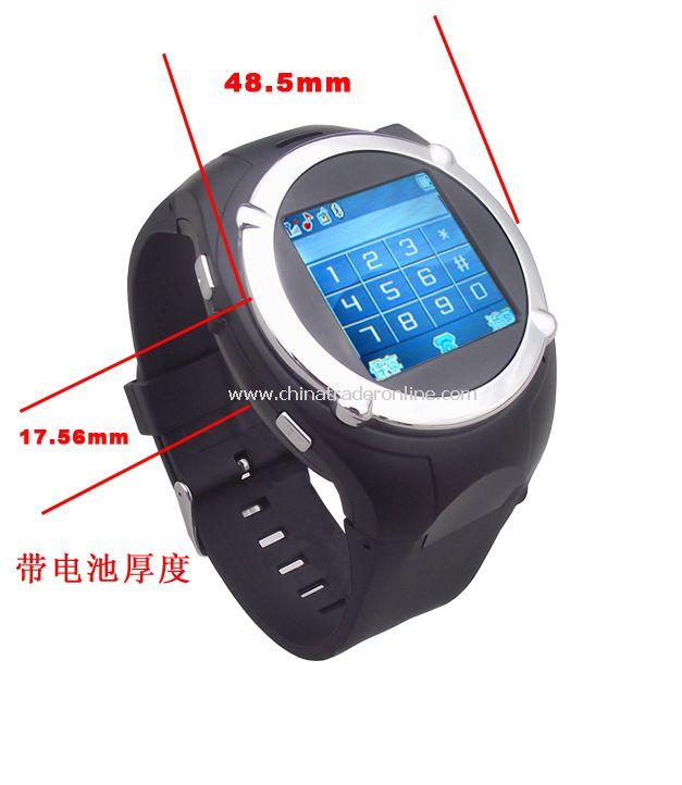 wrist phone