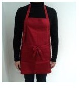 100% Cotton Apron in Stock