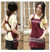 Cotton Kithch Apron from China