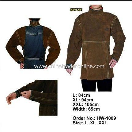 Leather Welding Apron Clothing