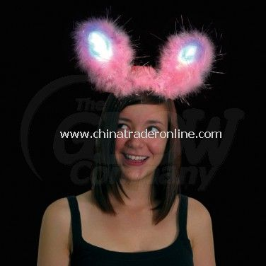Flashing Bunny Ears