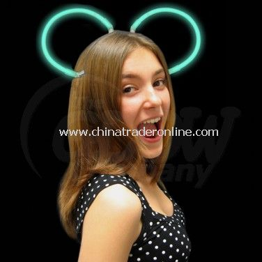 Glow Bunny Ears from China