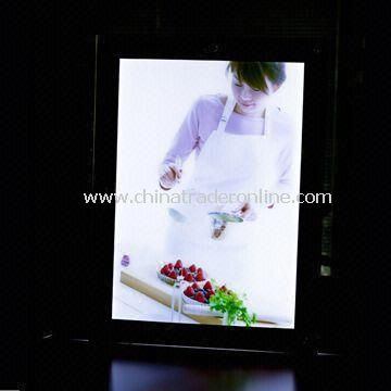 Fashionable Magic Mirror LED Light Box with Infrared Sensor, Various Sizes are Available