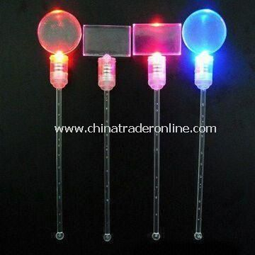 Novelty Lights/Glow Sticks, Suitable for Christmas Decoration