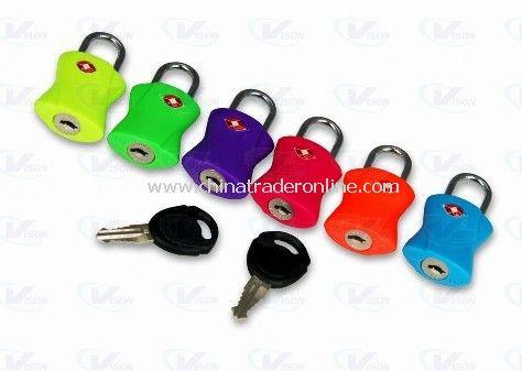 Luggage Key Lock