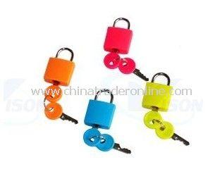 Travel Key Lock