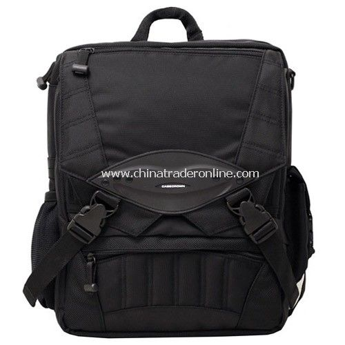 CaseCrown 10-13 Convertible Backpack & Messenger Bag
