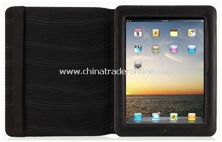 Leather Folio Case for Apple iPad