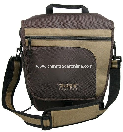 Port Brighton 10 Tablet / Netbook Messenger Bag - Brown