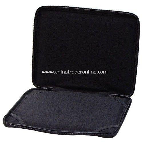 Urbano iPad Leather Zip Case