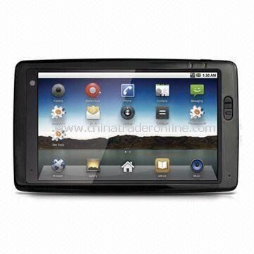 7-inch LCD UMPC/Tablet PC/MID with 800 x 480 Pixels Resolution and 1.3-megapixel Camera