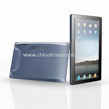 7-inch TFT Touch Screen Tablet PC with 3,000mAh Battery, Sized 19 x 11.5 x 1.7cm