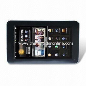 Android Tablet PC with 7-inch Display, Supports G-sensor Function