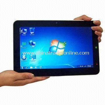 Tablet PC with 1,024 x 600 Pixels Resolution and 10.1-inch TFT LED Touchscreen Display