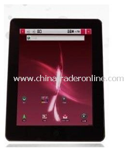 8 Tablet PC /Mid /UMPC /Mini Laptop /Mini Computer With Android 2.1 OS Freescale CPU