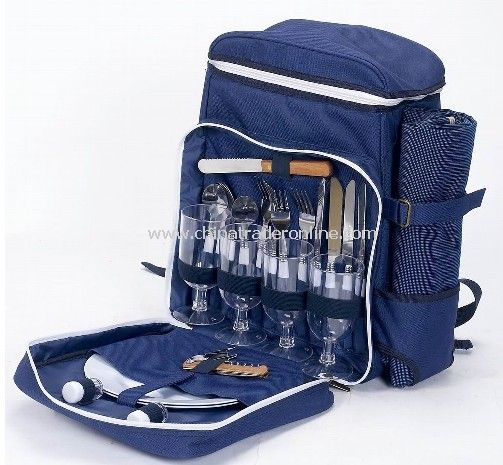 Bag for Outdoor Picnic Use