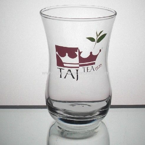 Decal Shot Glass