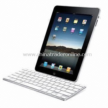 Keyboard Dock for Apples iPad, with 10W USB Power Adapter