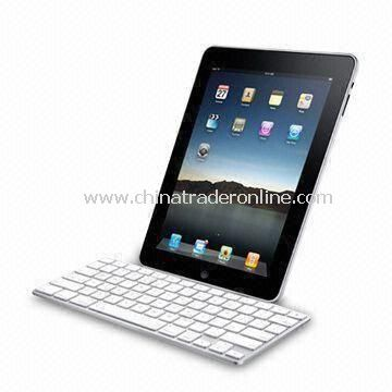 Keyboard for iPad, with Bluetooth Remote, Beautiful and Slim