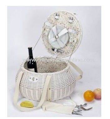 Picnic Basket for Wedding