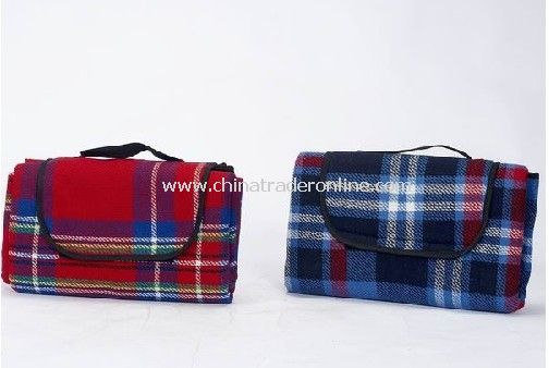 Picnic Blanket From Polyester