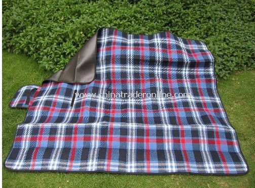 Scotland Scottish Style Fleece Polyester Picnic Blanket