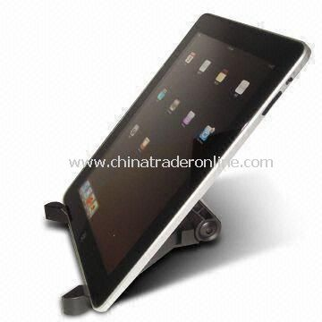 Stand for Tablet PC, e-Book/Apples iPad, with Anti-skid to Prevent Sliding