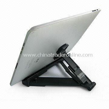 Universal Desktop Stand, Used for iPad, Galaxy Tab, Tablet PC, Slim NP-PC, and E-
