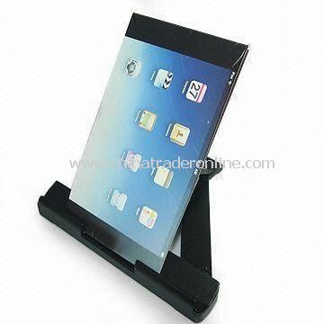 Universal Desktop Stand for iPad, Galaxy Tab, Tablet PC, Slim NP-PC, and E-Book