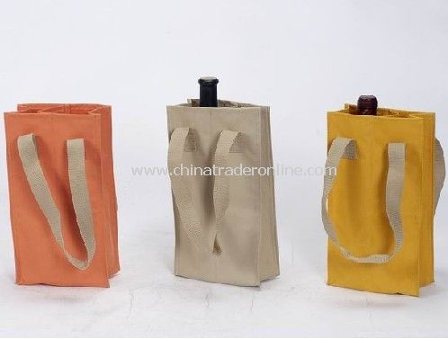 Wine Bag for 2 PCS Bottle