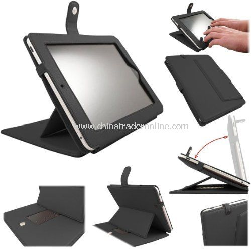 Apple iPad Advanced Pro Case Luxury Executive Wallet / Cover / Stand / Flip Case from China