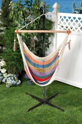 Bliss Hammocks Bliss Hammocks Island Rope Hammock Chair