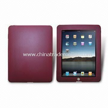 Case for iPad Case, Made of Silicone Material, Available in Various Colors